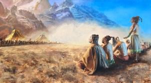 Awaiting Their Brethren