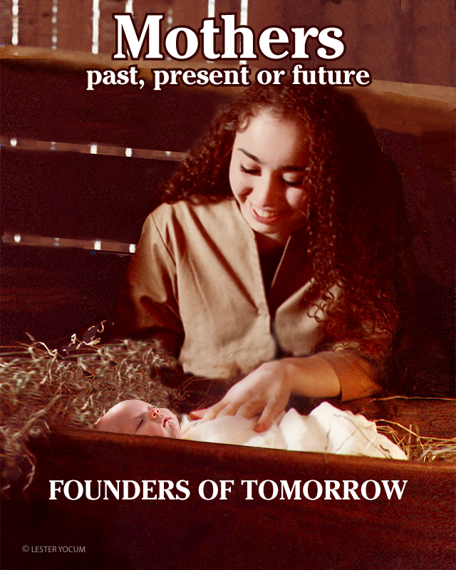 Mothers--Founders of TomorrowMothers--Founders of Tomorrow