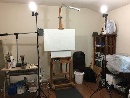 Studio Setup 2018