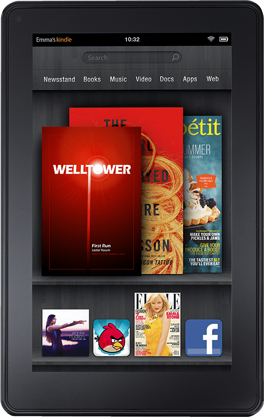 Welltower:First Run for Kindle