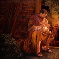 While Mary Sleeps