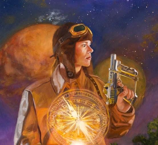 Amelia Earhart 2066