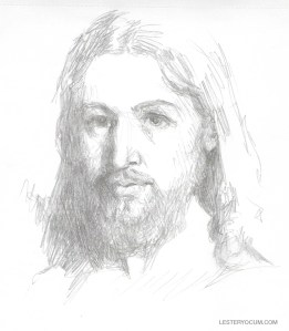 Jesus Christ Sketch