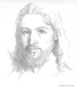 Jesus Christ Sketch