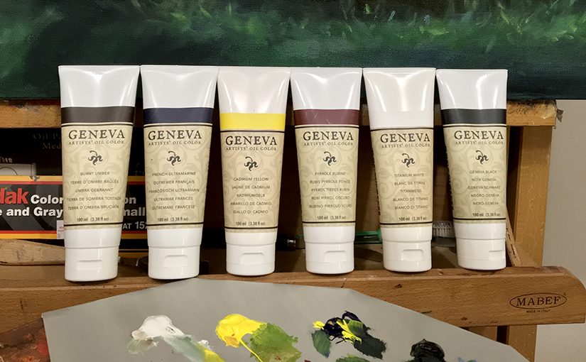 Geneva Oil Paints
