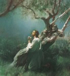 Jesus Praying In Gethsemane (Anderson)