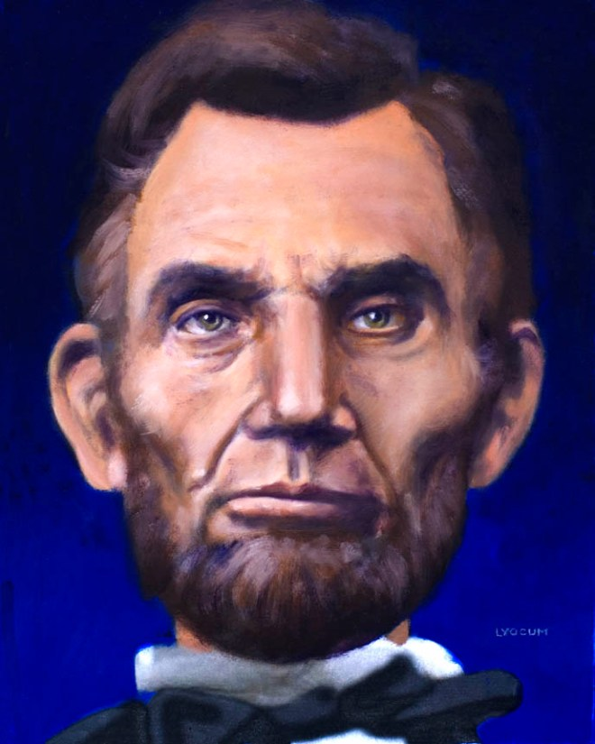 Abraham Lincoln, Looking to the Future