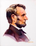 Abraham Lincoln: The Nickel Portrait
