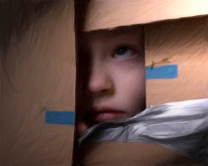 Peeking Out of the Box