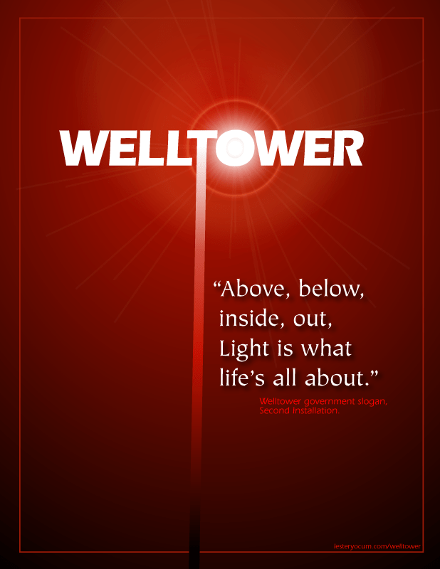 Welltower Poster: All About