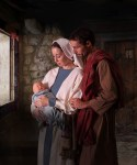 Mary, Joseph and the Baby
