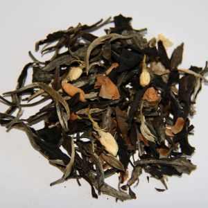 Thé blanc de Thailande parfumé aux fruits tropicaux