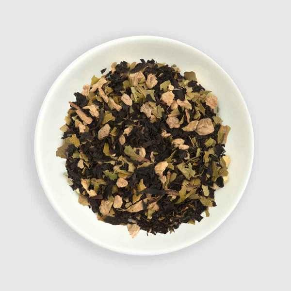 Thé noir parfumé néo-zélandais