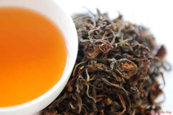 thé noir organique du Malawi