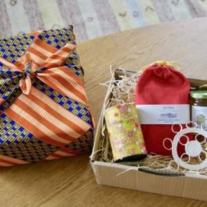 Coffret cadeau thé pour Noël