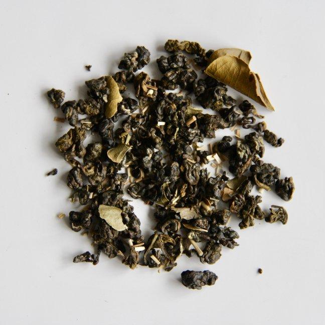 Qu'est-ce que le thé bleu (oolong) ?