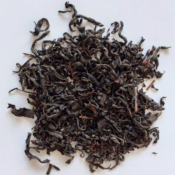 Thé noir fumé du Japon