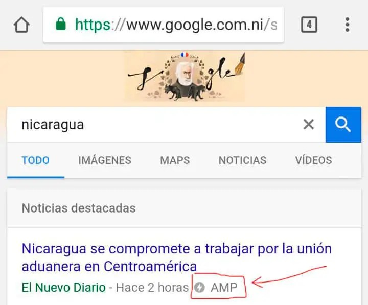 AMP Nicaragua