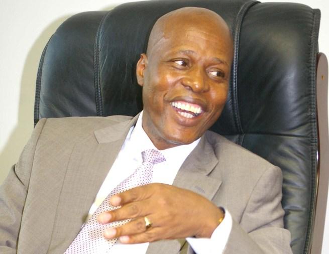 Prime Minister's Political Advisor Dr. Fako Likoti.