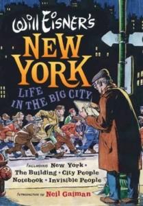 Will Eisner, New York