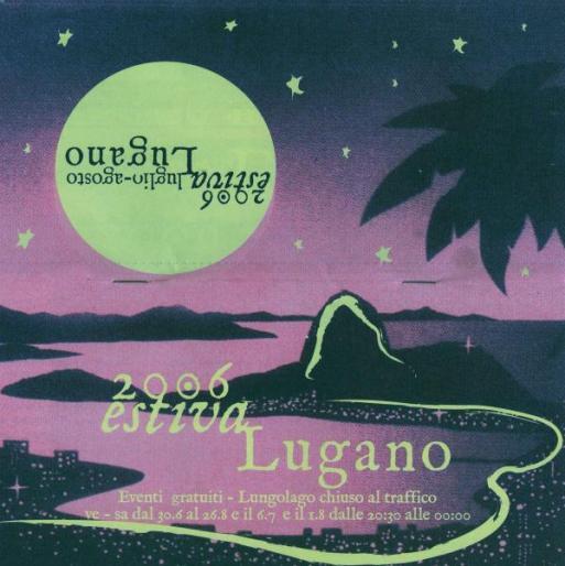 Opuscolo Estiva 2006 - Lugano
