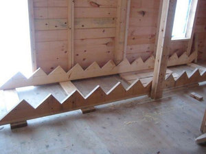 Лестница своими руками из дерева расчеты