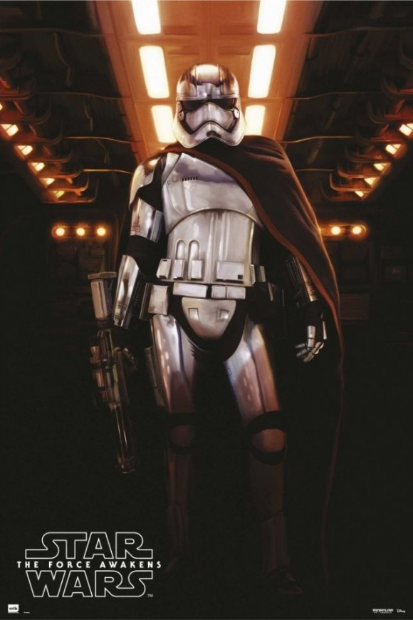 maxi-poster-star-wars-capitan-phasma