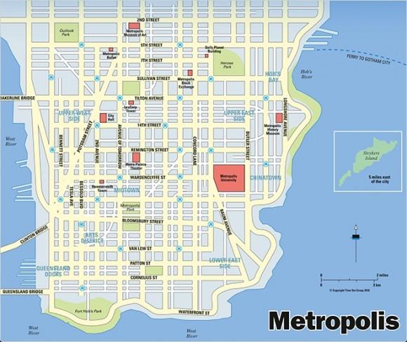 Batman Batcave Minecraft Map