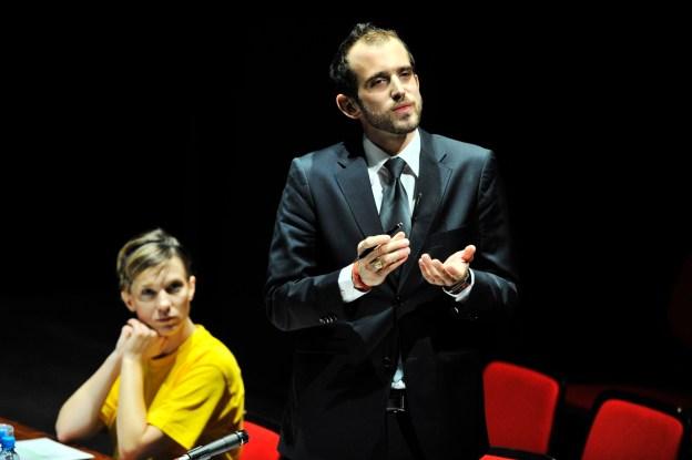 « Please, Continue (Hamlet) » © Jacques Couzinet