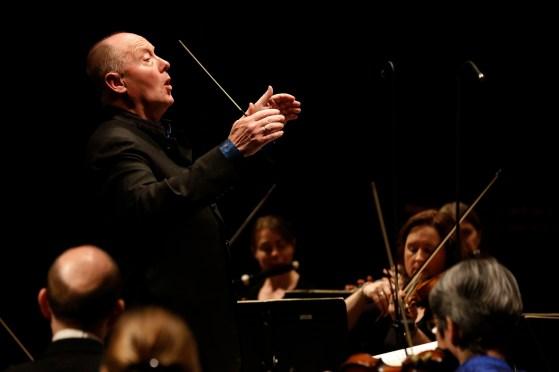 Paul McCreesh, chef d'orchestre du Gabrieli Consort and Players © Caroline Doutre