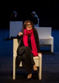 Christine Gagnieux (Françoise Bettencourt-Meyers) © Michel Cavalca