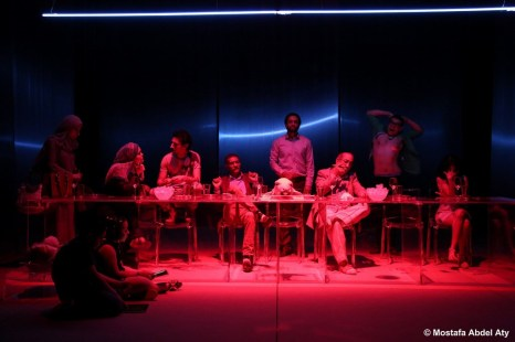 « The Last Supper » © Mostafa Abdel Aty