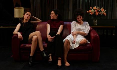 « les Trois Sœurs » © Alexandre Schlub