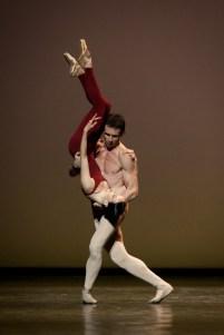 Nicolas Le Riche et Clairemarie Osta © Ann Ray