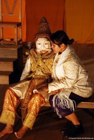 « l'Histoire terrible maisinachevée deNorodomSihanouk, roi duCambodge » ©EverestCanto deMontserrat