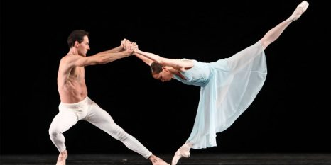 « Adagio Hammerklavier », de Hans van Manen / Dutch National Ballet © Hans Gerritsen
