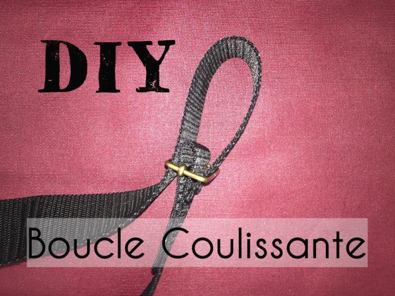 Boucle Coulissante