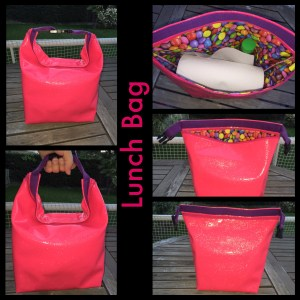 tuto couture Lunchbag
