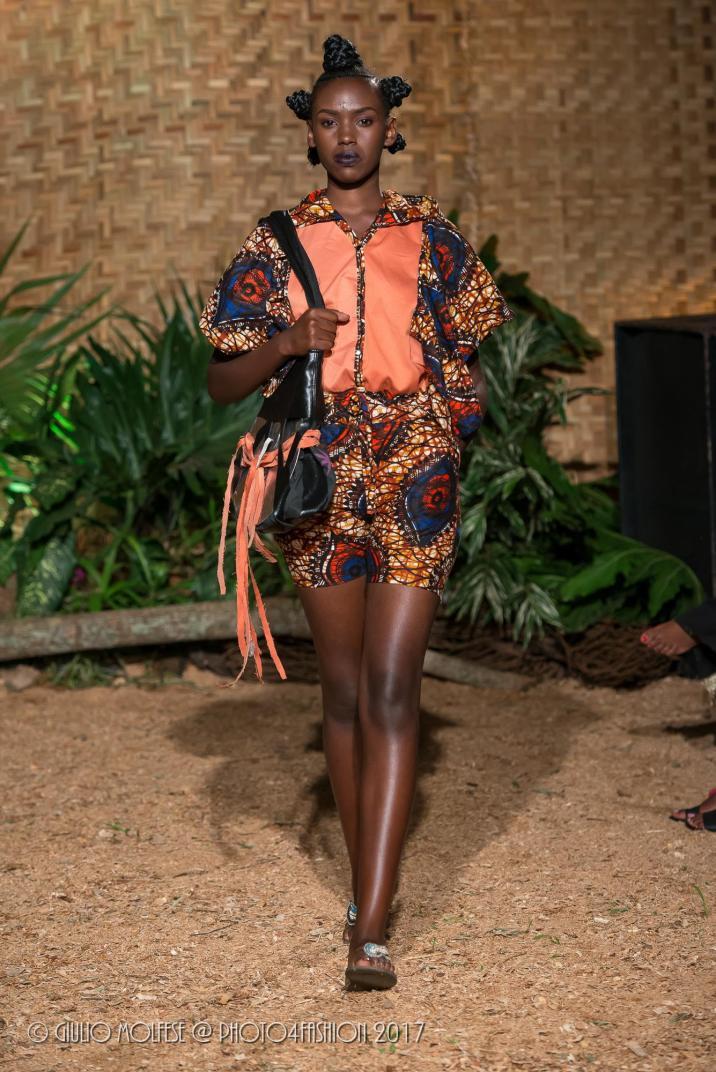 Kampala Fashion Week 2017 Say-Manda
