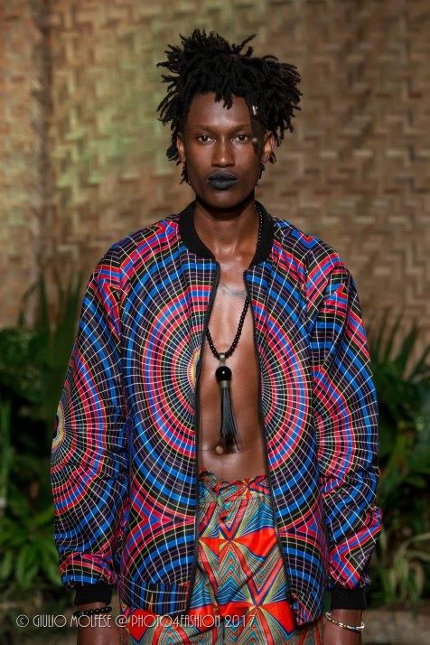 Kampala Fashion Week 2017 Eguana X Thandi