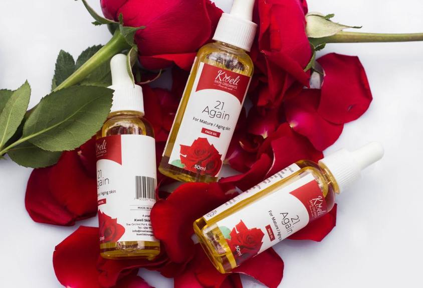 Kweli Skin Organics 21 Again facial oil