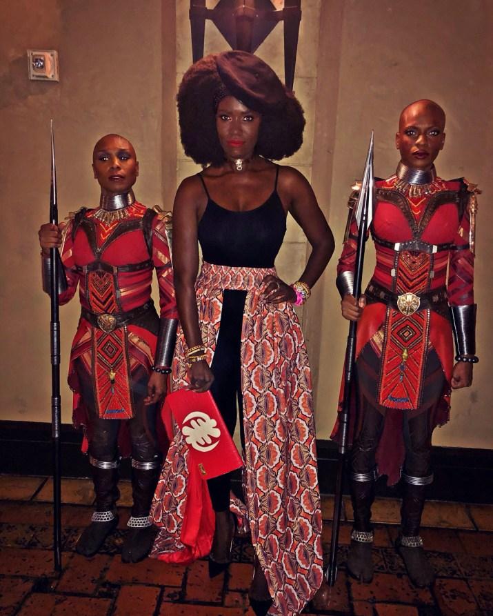 Bozoma Saint John Premiere of Black Panther