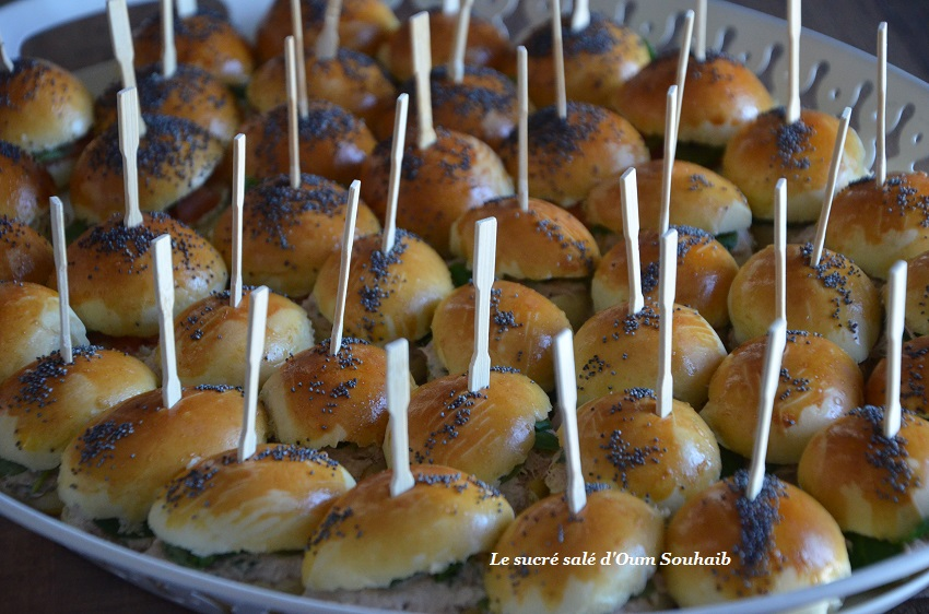 idees buffet froid pour mariage