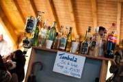 Le bar et tous les alcools