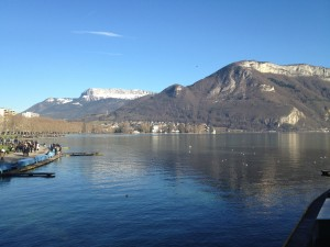 Annecy hivers 2012