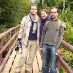 Mes humain au parc des indri-Indri