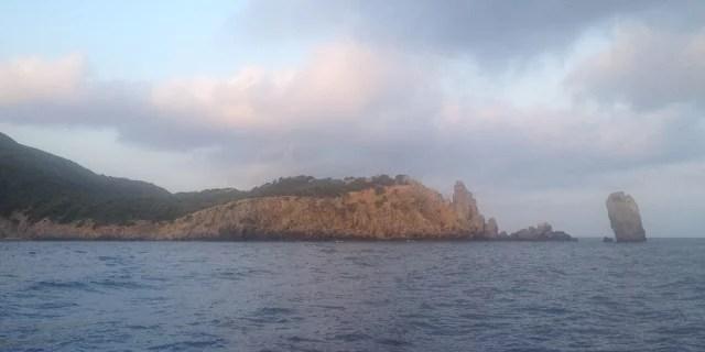 Giglio, Punta Faraglione