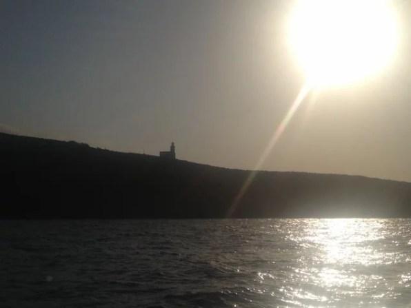 Giglio, Punta del Capel Rosso