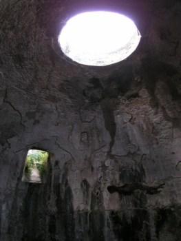 Baia, Temple de Mercure