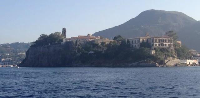 Lipari, Monastero